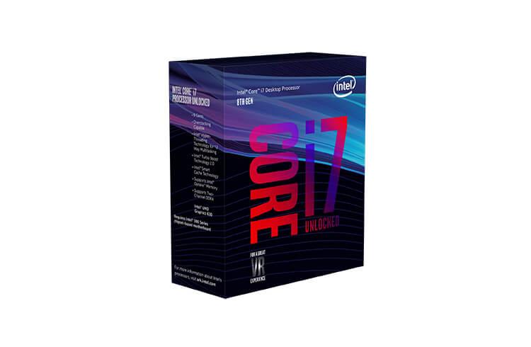 Ottava generazione di processori Intel Core