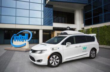 Driverless car Intel e Waymo
