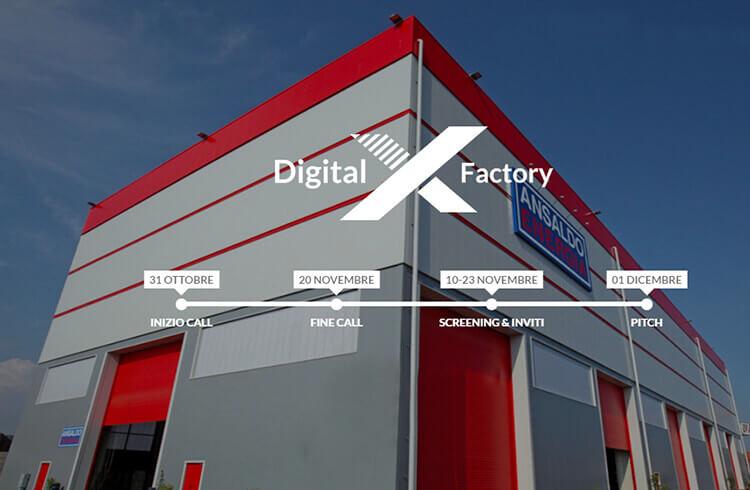 Digital X Factory Ansaldo Energia