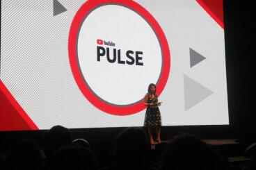 Geppi Cucciari a Youtube Pulse 2017