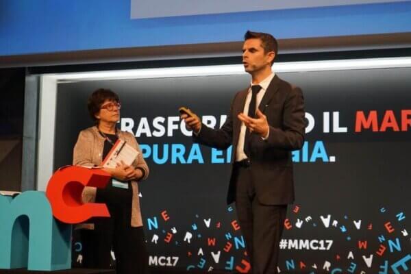 Ale Agostini e Maria Grazia Mattei