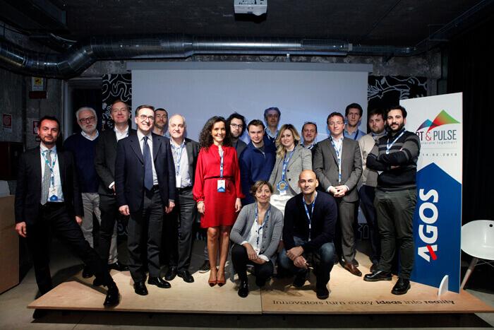 Team Agos e Team startup finaliste_Call4startup Startup&Pulse Agos