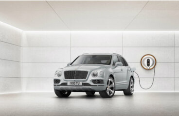 Bentayga Hybrid Starck Power Dock- 3