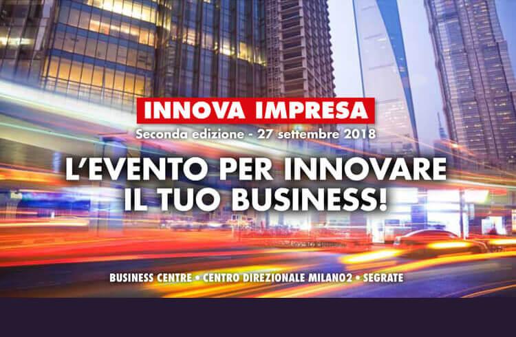 Innova Impresa 2018 Milano