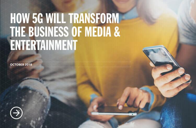 """5G Economics of Entertainment Report"