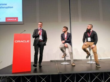 Oracle Cloud Day 2018 Milano