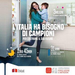 Istat l'Italia ha bisogno di campioni