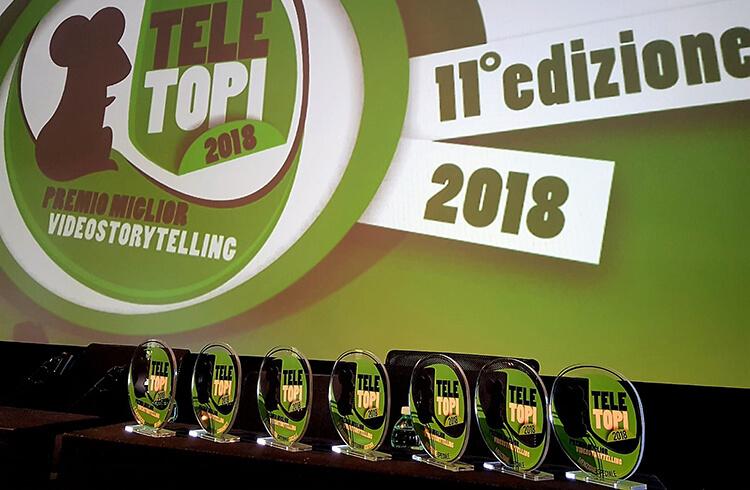 I premi Teletopi 2018