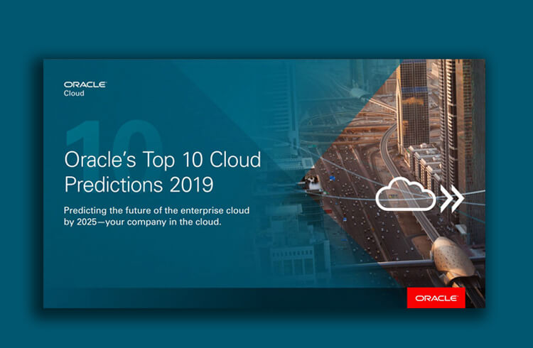 Oracle cloud predictions