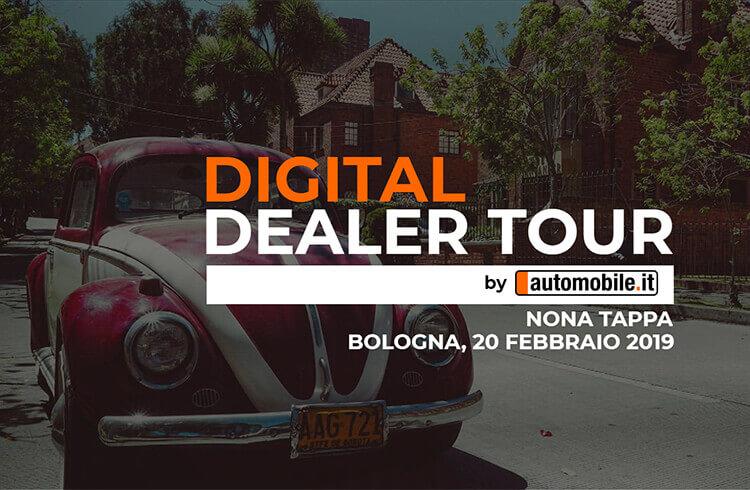 Digital Dealer Tour automobile.it
