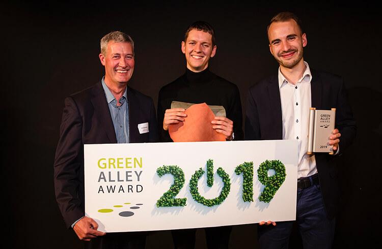 Green Alley Award winner 2019
