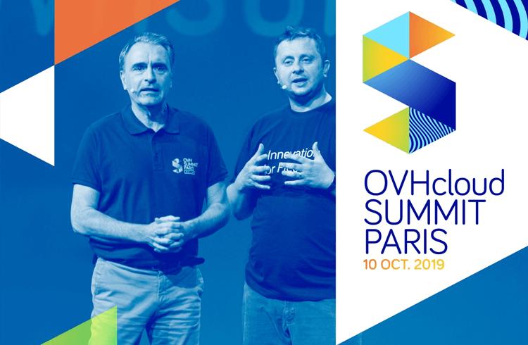 OVH Cloud Summit Paris 2019
