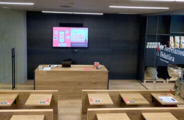 La sede del Digital Food Marketing Lab a Torino