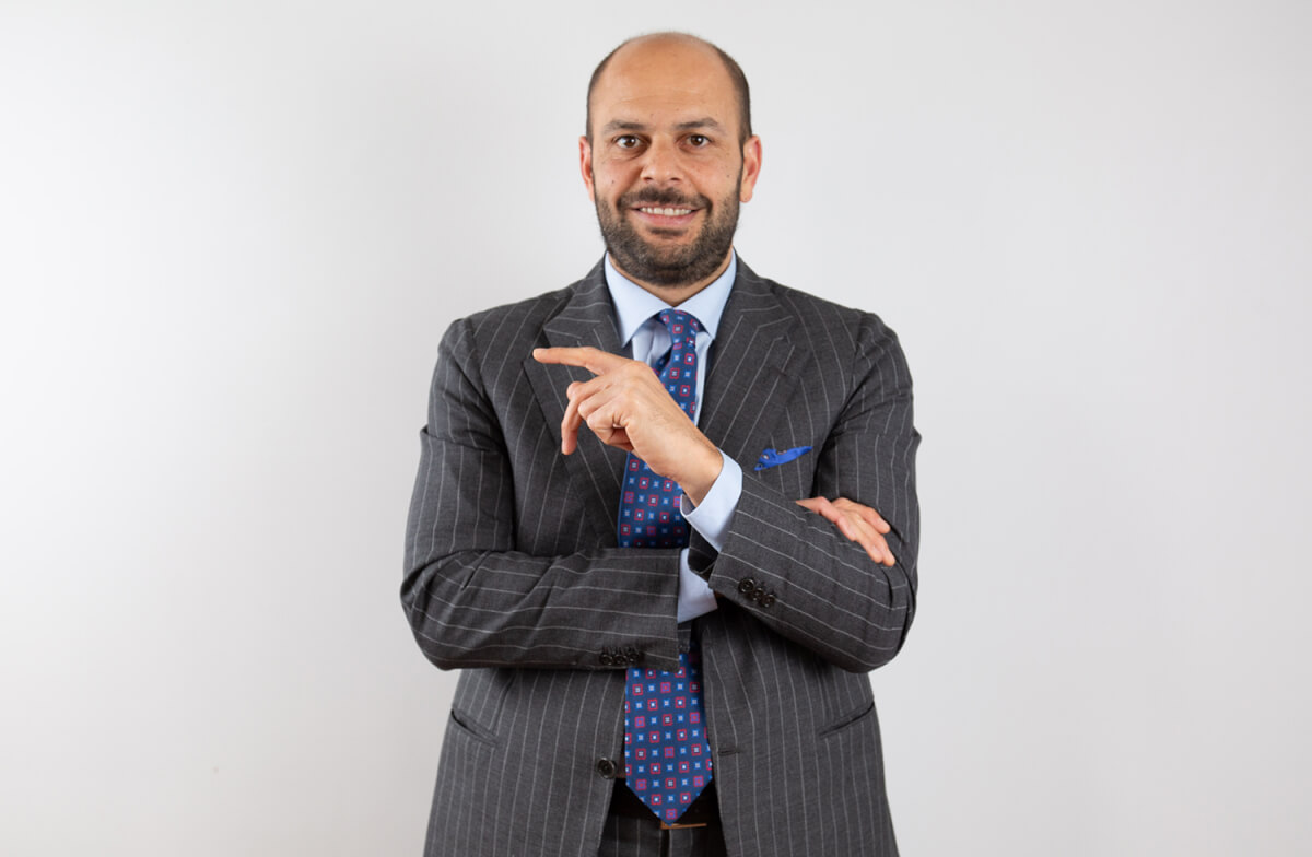 Valerio D'Angelo, CEO di Citel Group