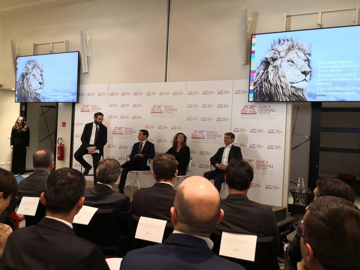 Banca Generali presenta il nuovo Hub d'innovazione per l'advisory Private