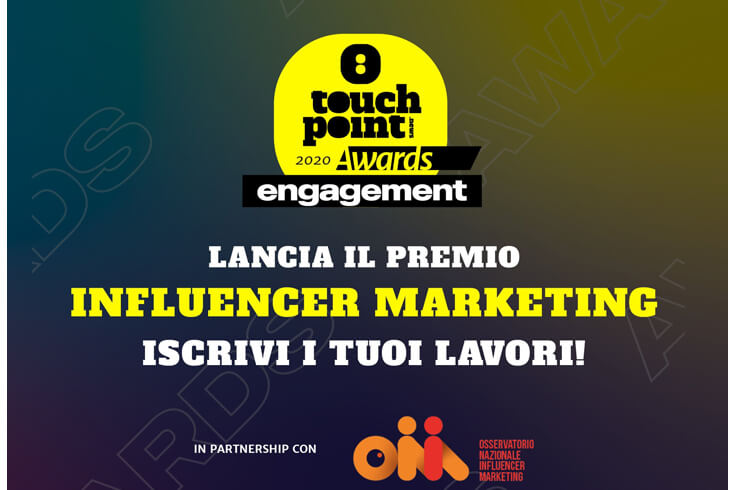 Touchpoint Awards Engagement Influencer Marketing