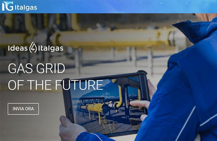 Gas Grid of the Future Italgas