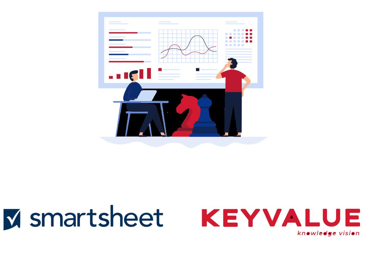 Key Value in partnership con Smartsheet