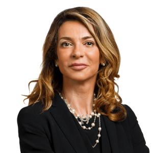 Barbara Cominelli, CEO di JLL Italia, Vincitrice dell'edizione Europea, ha ricoperto il ruolo di membro della giuria e del comitato organizzatore Italia.