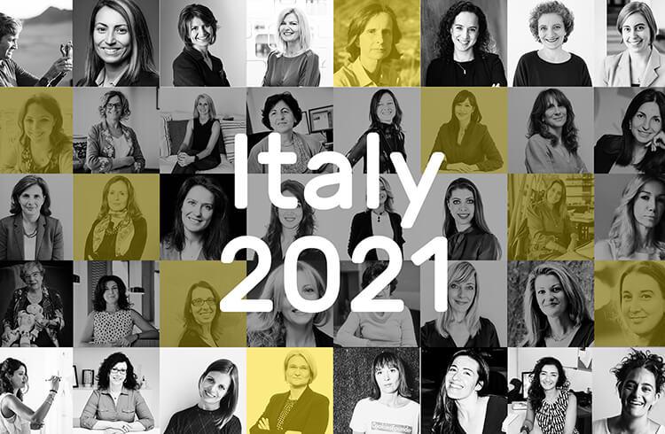 Inspiring Fifty Italy 2021